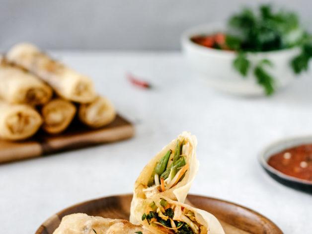 Lumpia Tahu Restaurant Blauw