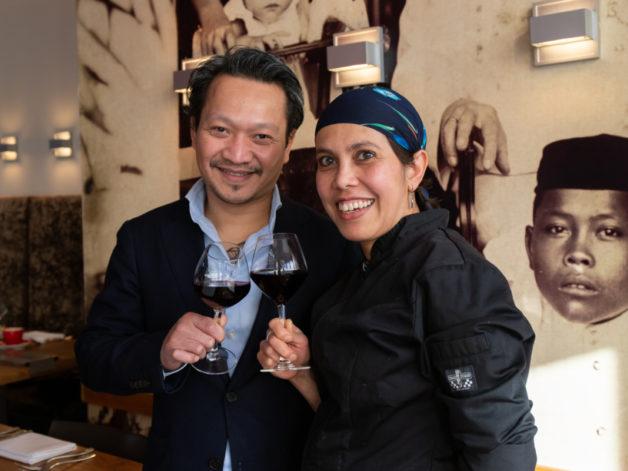 Jerry en Titi, Indonesisch Restaurant Blauw