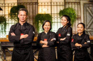 chef's line